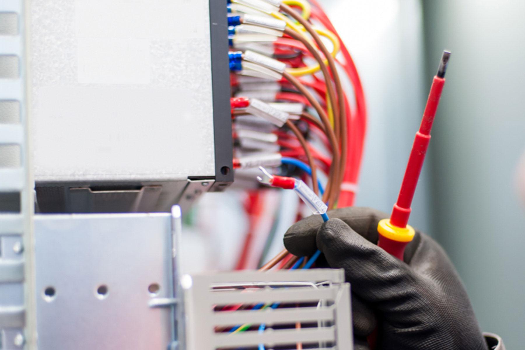 réparation électrique à Wavre